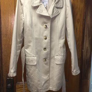 Old Navy Brand Beige Trench Coat